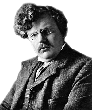 Gilbert-Keith Chesterton