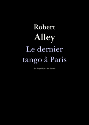 Biographie Robert Alley