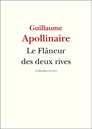 Biographie Guillaume Apollinaire