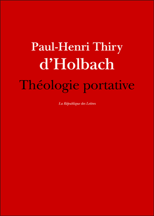 Paul-Henri Thiry d'Holbach