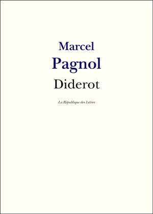 Marcel Pagnol Diderot
