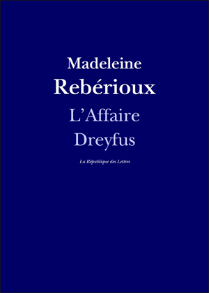 Biographie L'Affaire Dreyfus
