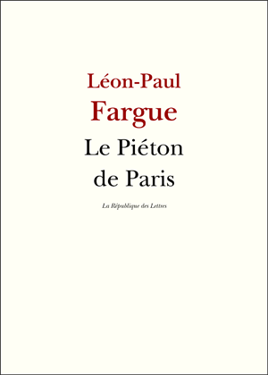 Biographie Léon-Paul Fargue