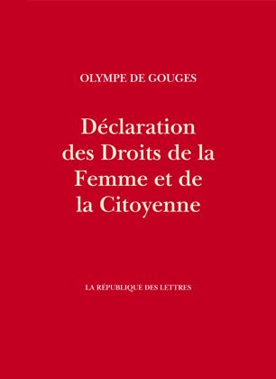 Biographie Olympe de Gouges