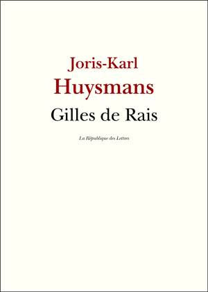 Biographie Joris-Karl Huysmans