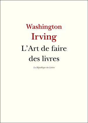 Biographie Washington Irving