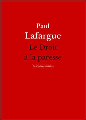 Biographie Paul Lafargue
