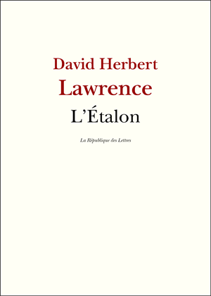 D. H. Lawrence L'Étalon