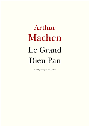 Biographie Arthur Machen