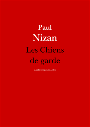 Biographie Paul Nizan