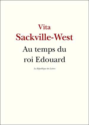Biographie Vita Sackville-West