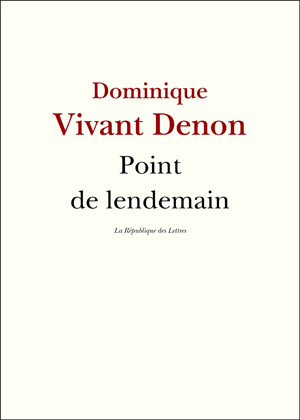 Biographie Dominique Vivant Denon